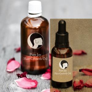 Pure Joy Hair Growth Oil